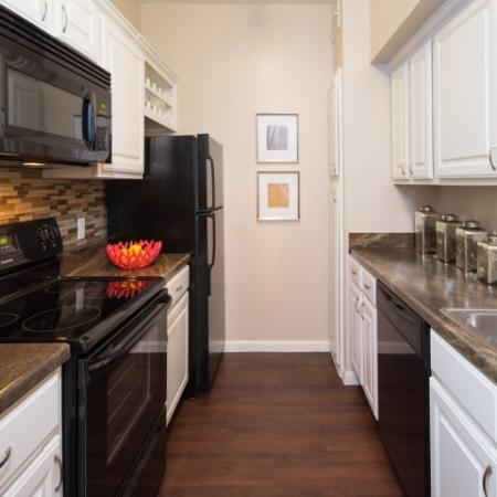 Spacious Kitchen | Apartments for rent in Dallas, TX | Metropolitan at Cityplace