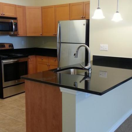 State-of-the-Art Kitchen | Meriden CT Apartment Homes | Alvista Willowbrook
