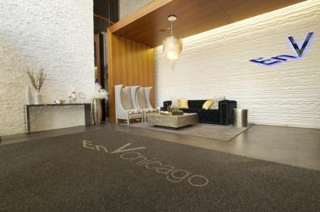 Spacious Resident Club House | Apartment in Chicago, IL | EnV Chicago