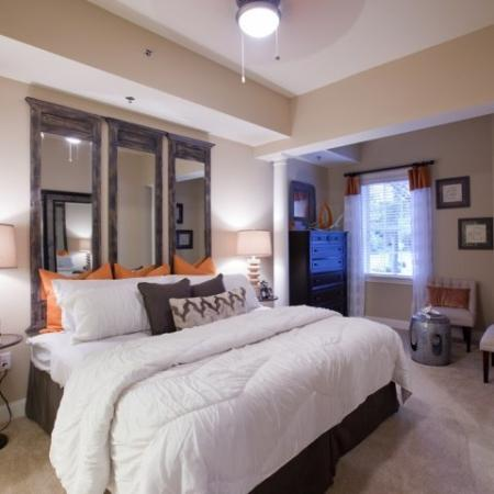 The Rocca Buckhead Apartments Bedroom
