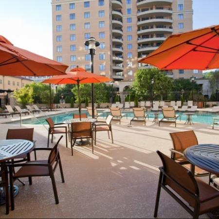 The Rocca Buckhead Apartments Pool
