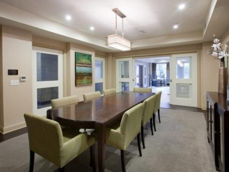 The Rocca buckhead apartments Conference Room