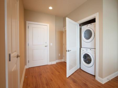 The Rocca Buckhead Apartments Washer Dryer