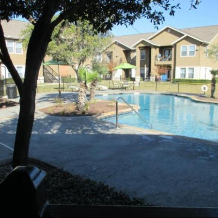 Northwest San Antonio Luxury Apartments Westpond Apartments Resort Style Pool Patio Grill Deck