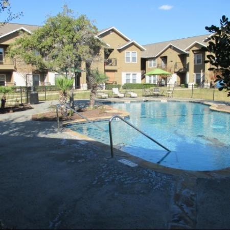 Northwest San Antonio Luxury Apartments Westpond Apartments Resort Style Pool