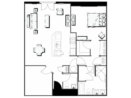 Floor Plan 2 | The Rocca