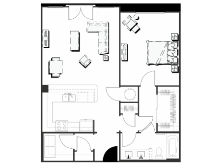 Floor Plan | The Rocca