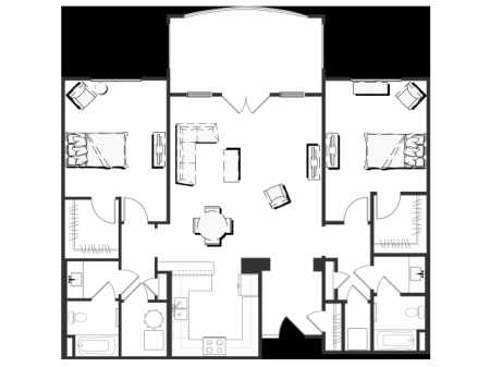 Floor Plan 5 | The Rocca