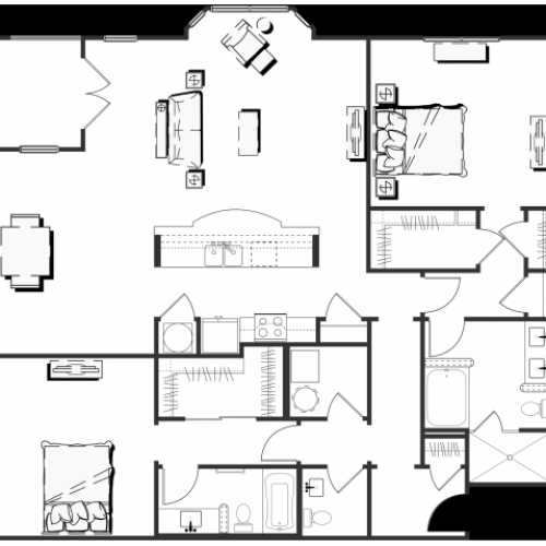 Floor Plan 6 | The Rocca
