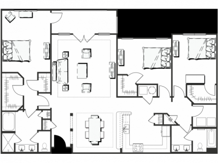 Floor Plan 7 | The Rocca