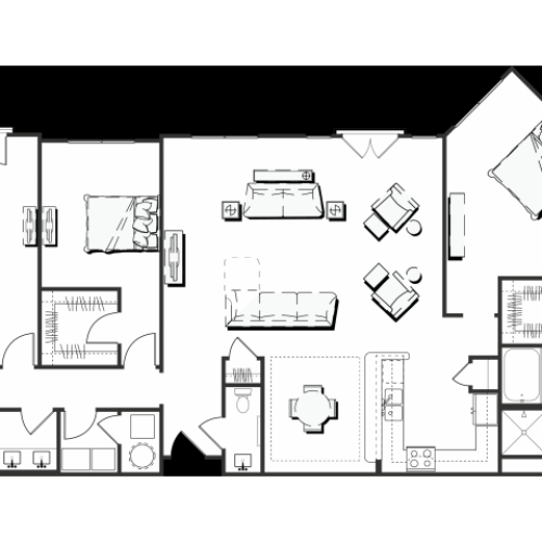 Floor Plan 8 | The Rocca