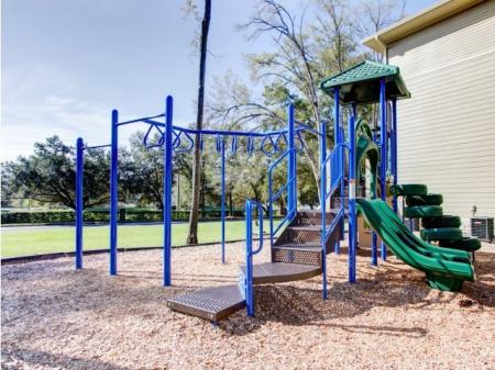 Playground in our Big Oaks Apartments in Lakeland FL