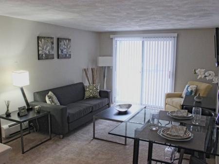 Spacious Master Bedroom | Apartments Homes for rent in Lowell, MA | Cabot Crossing Apartments