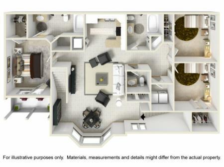 Floorplan F