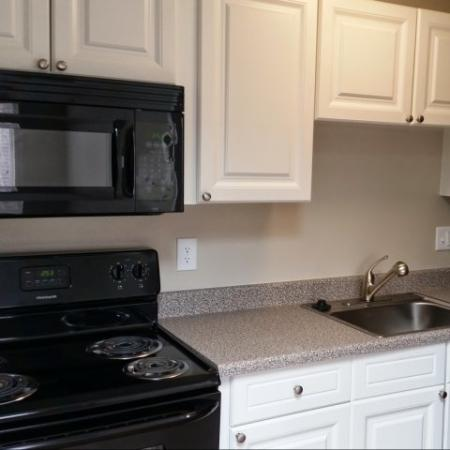 Kitchen | Apartments Lowell, MA | Cabot Crossing Apartments