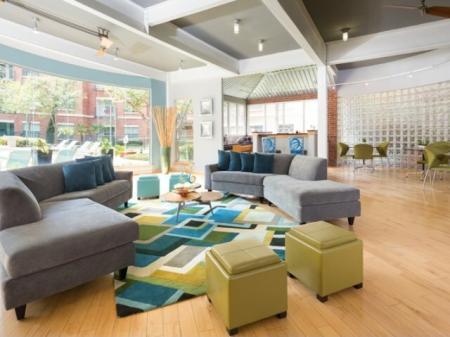 Spacious Resident Club House   Apartment in Dallas, TX   5225 Maple Avenue Apartments