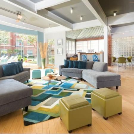 Spacious Resident Club House | Apartment in Dallas, TX | 5225 Maple Avenue Apartments