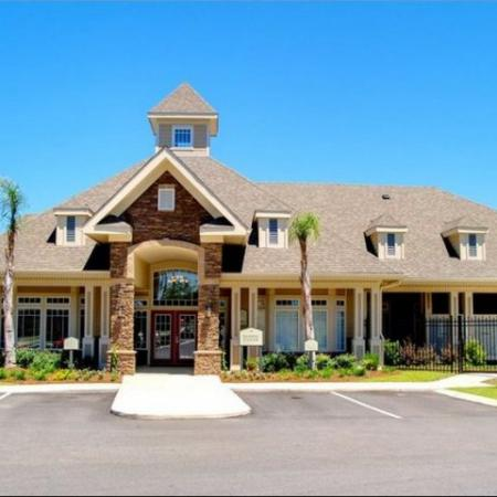Leasing Office Longleaf Pines Apartments in Mobile