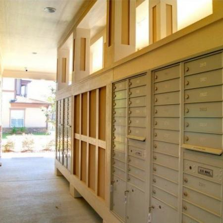 Mailboxes Longleaf Pines Apartments in Mobile