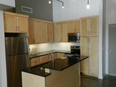 Elegant Kitchen | Studio Apartments Nashville | 2100 Acklen Flats