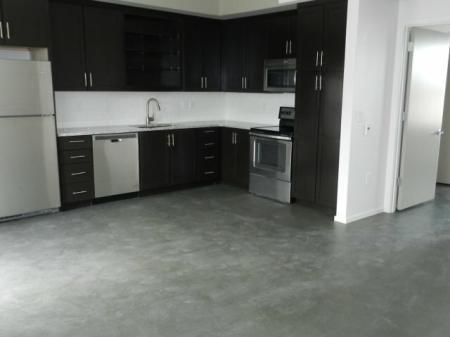 Spacious Kitchen | Studio Apartment Nashville | 2100 Acklen Flats