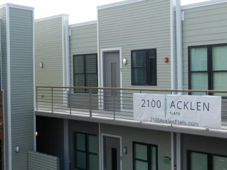Studio Apartments Nashville | 2100 Acklen Flats