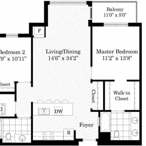 Apartments Downtown Wheaton Il