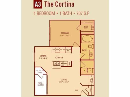 The Cortina