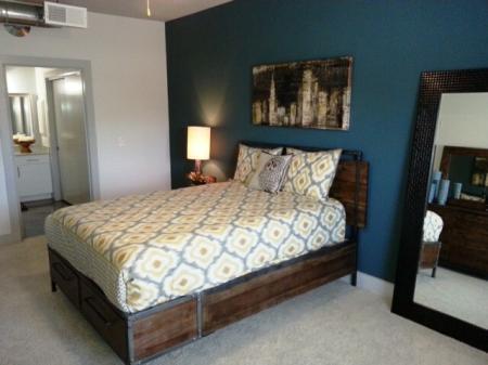 Elegant Master Bedroom   Apartments Dallas, TX   5225 Maple Avenue Apartments