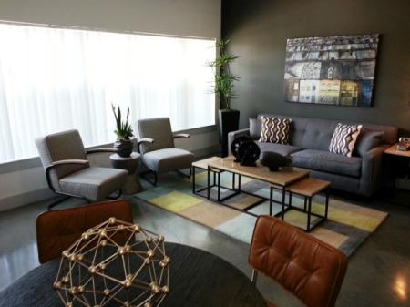 Spacious Living Room | Apartments in Dallas, TX | 5225 Maple Avenue Apartments