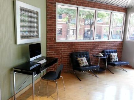 Resident Business Center | Dallas TX Apartment For Rent | 5225 Maple Avenue Apartments