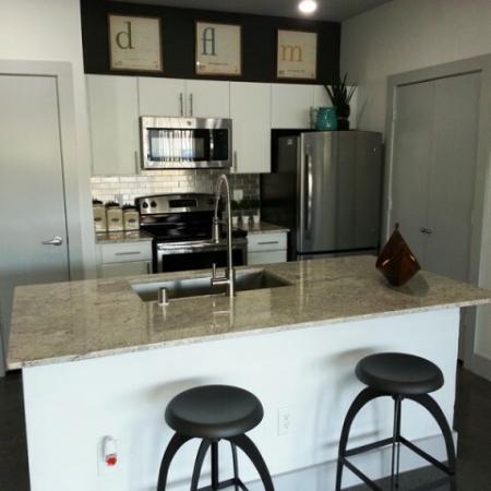 Elegant Living Area | Apartments Dallas, TX | 5225 Maple Avenue Apartments