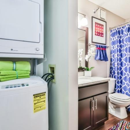 In-home Laundry| Apartments Homes for rent in Arlington Heights, IL | Hancock Square at Arlington Station