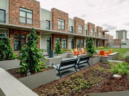 Nashville Studio Apartment | 2100 Acklen Flats