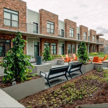 Nashville Studio Apartment | 2100 Acklen Flats