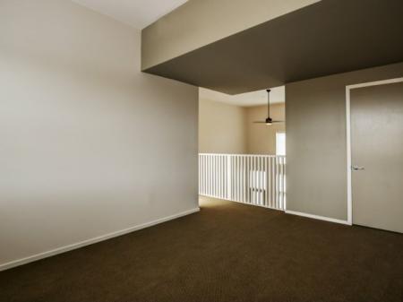 Spacious Living Room | Studio Apartment Nashville | 2100 Acklen Flats
