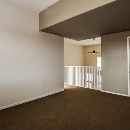Spacious Living Room | Studio Apartment Nashville | 2100 Acklen Flats