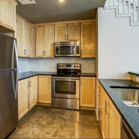 State-of-the-Art Kitchen | Nashville Studio Apartments | 2100 Acklen Flats