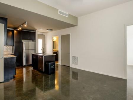 Modern Kitchen | Nashville Apartment | 2100 Acklen Flats