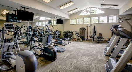 On-site Fitness Center | Wheaton IL Apartments For Rent | Crossings at Danada