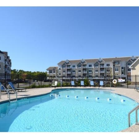 Sparkling Pool | Tidewater at Salisbury