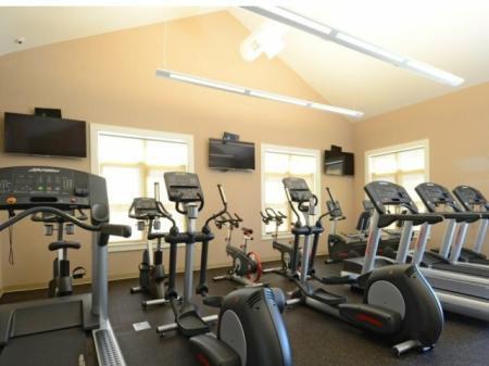 Fitness Center | Tidewater at Salisbury