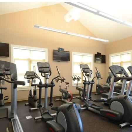 Fitness Center | Tidewater at Salisbury