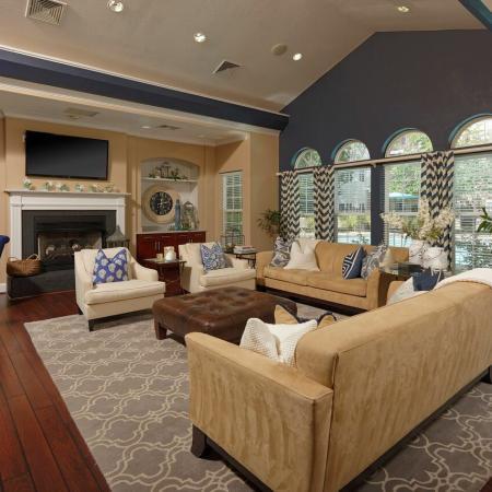 Spacious Resident Club House | Apartment in Fairfax, VA | Lincoln at Fair Oaks Apartments