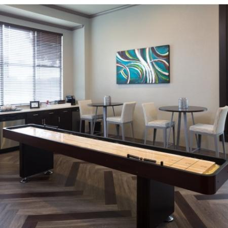 Residents Utilizing Business Center | Apartments for rent in Dallas, TX | Metropolitan at Cityplace