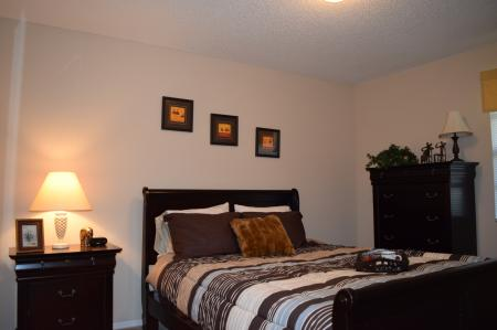 Spacious Master Bedroom | Apartments Homes for rent in Jacksonville, FL | Deerfield Apartments