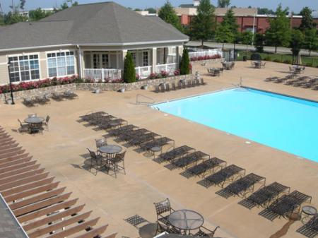 Year Round Swimming Pool | Apartment in Knightdale, NC | Greystone at Widewaters