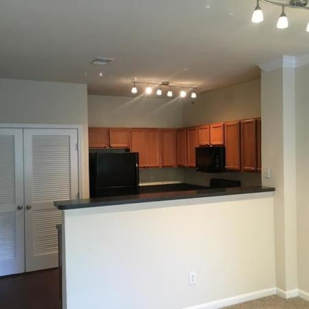 Luxurious Kitchen | Apartment Homes in Knightdale, NC | Greystone at Widewaters