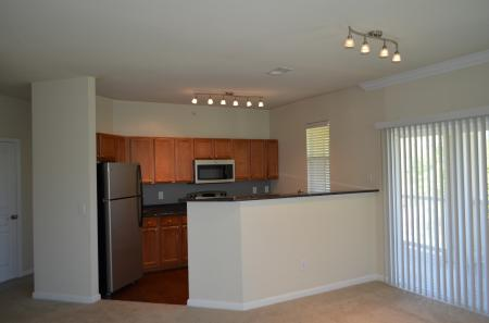 Modern Kitchen | Knightdale NC Apartment For Rent | Greystone at Widewaters