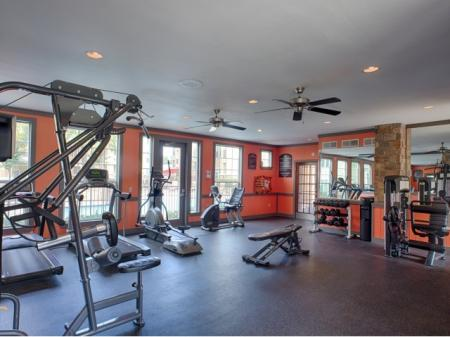 Palencia Apartments | Fitness Center | Apartments Dallas, TX